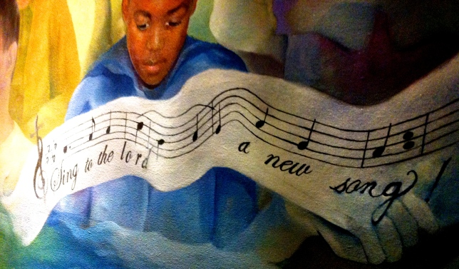 Art provided by New Song Church in Henderson