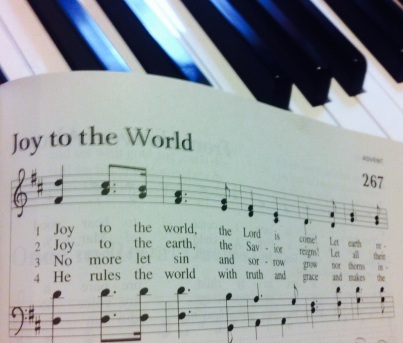 From Evangelical Lutheran Worship Hymnal