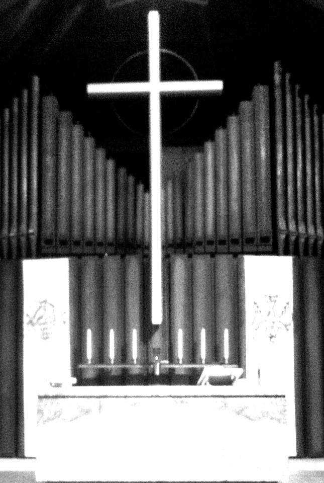 Altar of Atonement Lutheran in Minnesota