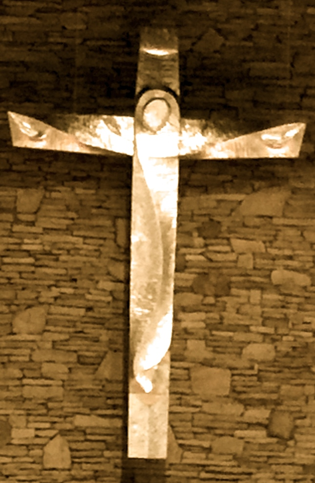 Cross at Community Lutheran Church, Las Vegas NV