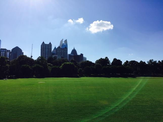 Park in Atlanta, Georgia