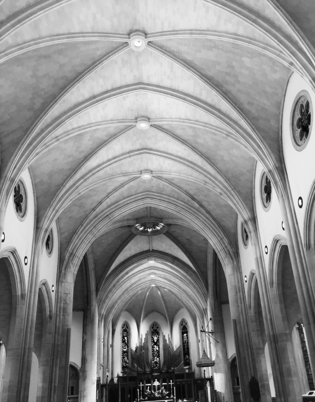 Cathedral of St. Philip.  Atlanta, GA.