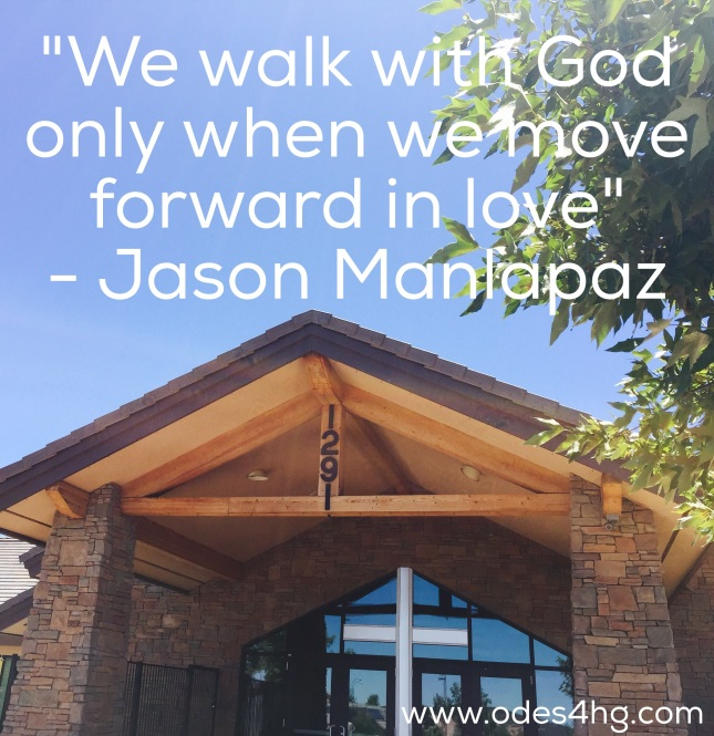 We Walk With God